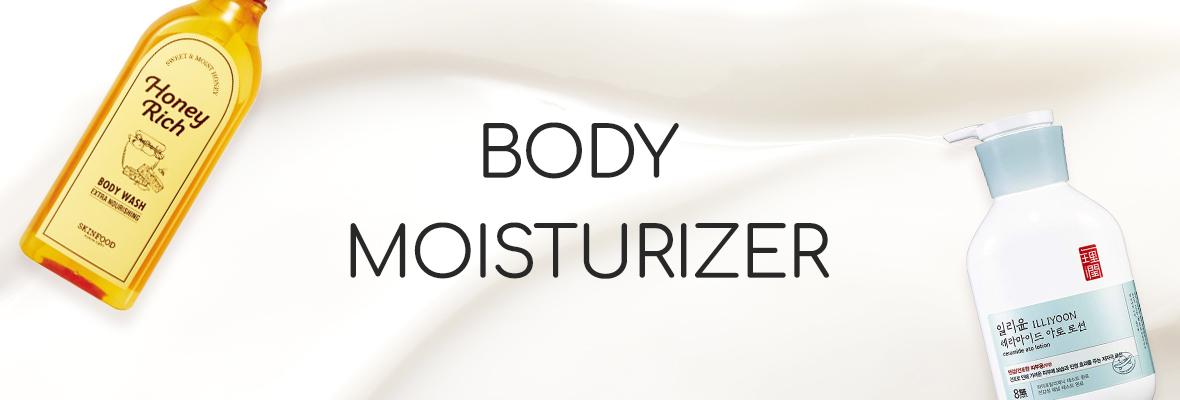 Body Moisturizer & Lotion