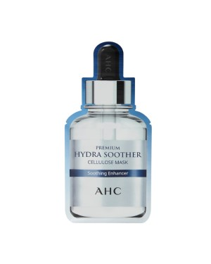 A.H.C - Masque de cellulose Hydra Soother Premium - 1ea