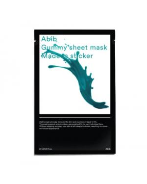 Abib - Masque en feuille gommeuse - Madecassoside Sticker - 10pcs