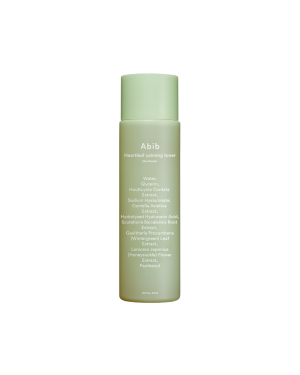 Abib - Heartleaf Booster de peau tonique apaisant - 210ml
