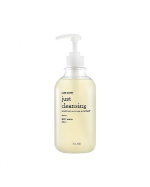 B-LAB - I Am Sorry Just Nettoyant pour le corps Nature Cleansing Milk - 500ml