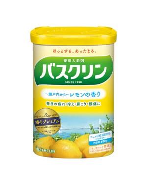BATHCLIN - Bath Salt - Lemon - 600g