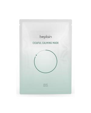 beplain -  Cicaful Beruhigungsmaske - 1pc