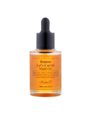 Benton - Let'S Carrot Multi Oil - 30ml
