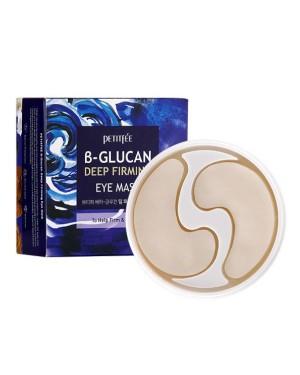 PETITFEE - B Glucan Masque pour les yeux raffermissant en profondeur - 60pcs