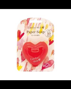 CHARLEY - L'atelier Mila Savon en papier - 50pcs