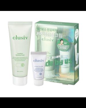 Clusiv - Conditionnement spécial crème relaxante - 1set(2items)