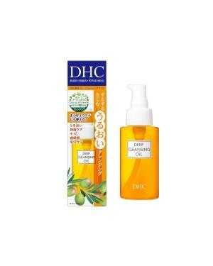 DHC - Medicated Huile nettoyante en profondeur - 70ml