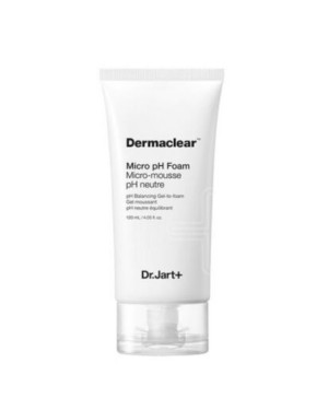 Dr. Jart+ - Dr.Jart + - Dermaclear Micro pH Foam