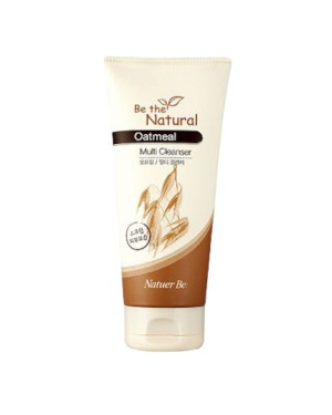 ENPRANI - Nature Be - Be the Natural Oatmeal Mild Cleanser - 180ml