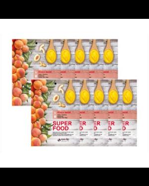 EYENLIP - Masque Super Alimentaire - 10pcs - Peach