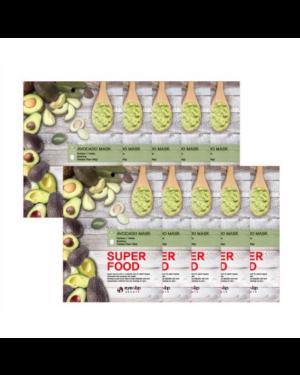 EYENLIP - Masque Super Alimentaire - 10pcs - Avocado