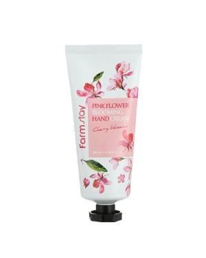Farm Stay -  Rosa blühende Handcreme - 100ml - Cherry Blossom