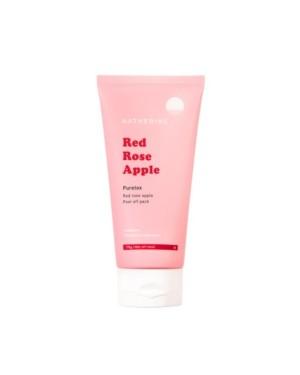 Hatherine - Red Rose Apple Peel Off Pack - 170g
