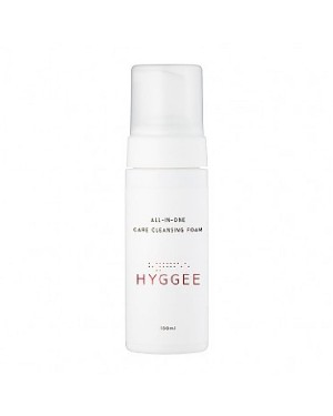 HYGGEE - All-In-One Care Cleansing Foam - 150ml