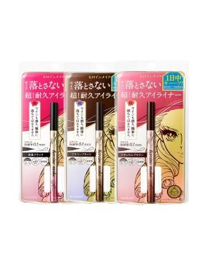 ISEHAN - Kiss Me Heroine Make Prime Eyeliner Liquide Rich Keep - 0.4ml