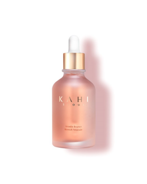 KAHI - Wrinkle Bounce Ampoule anti-imperfections - 30ml