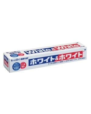 LION -  Weiße & weiße Zahnpasta - 150g
