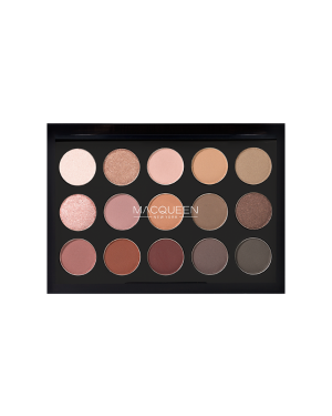 MACQUEEN - 1001 Tone-On-Tone Palette d'ombres - 0.5G*15