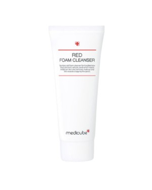 medicube - Red Nettoyant mousse - 120ml