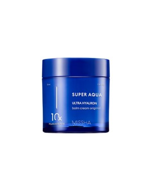 MISSHA - Super Aqua Ultra Hyalron Balm Cream - 70ml