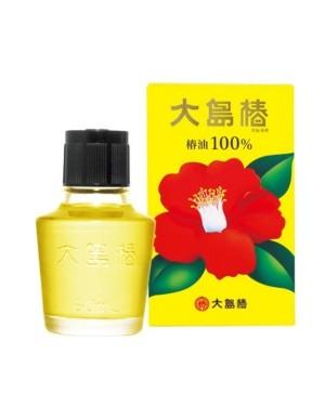 OSHIMA TSUBAKI - 100% Camellia Oil - 60ml