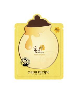 Recette Papa - Masque Bombee Honey
