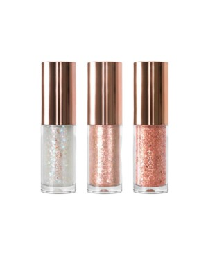Peach C - Champagne Glitter Eye - 3,5 g