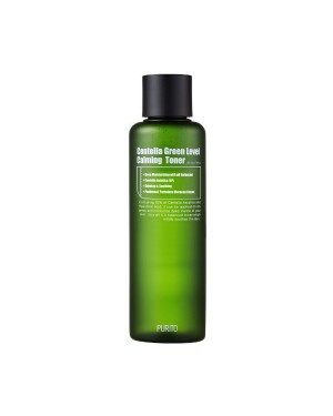 PURITO - Centella Green Level Calming Toner - 200ml