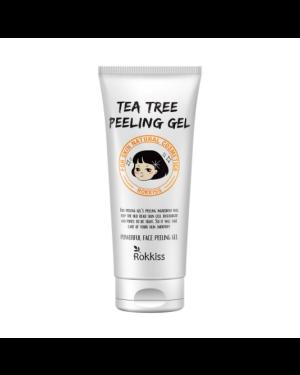 Rokkiss - Tea Tree Peeling Gel - 120ml