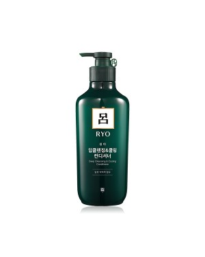 Ryo Hair - Deep Cleansing & Cooling Conditioner - 550ml