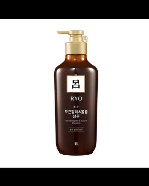 Ryo Hair - Hair Strengthen & Volume Shampoo - 550ml