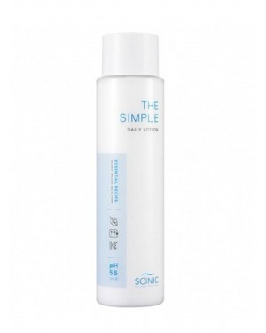 SCINIC - The Simple Daily Lotion - 260ml,The Simple Daily Lotion - 145ml