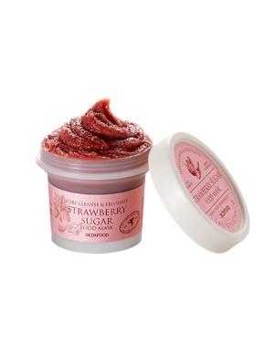 SKINFOOD - Masque alimentaire au sucre et aux fraises - 120g
