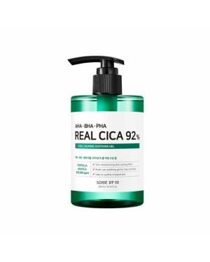 SOME BY MI - AHA-BHA-PHA Real Cica 92% Gel Apaisant Apaisant Cool - 300 ml