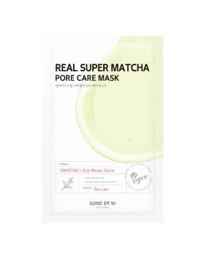 SOME BY MI - Real Masque de soin des pores Super Matcha - 1pc