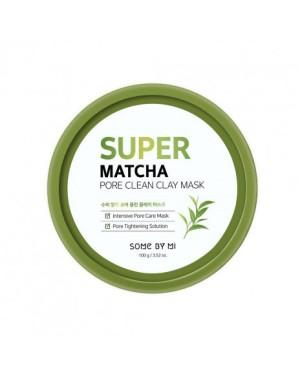 SOME BY MI - Masque à l'argile Super Matcha Pore Clean - 100g