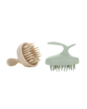 Stylevana - Brosse de massage et de nettoyage du cuir chevelu - 1pc