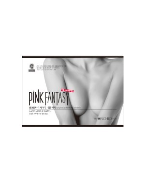 The ORCHID Skin -  Pink Fantasy Lady Nippel Patch - 4.2g