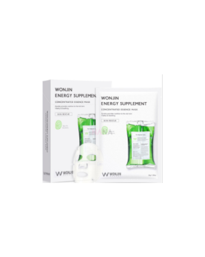 Wonjin - Masque concentré aux essences Medi Energy Supplement