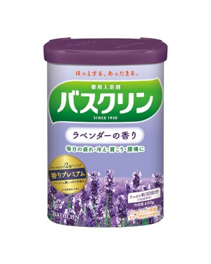 BATHCLIN - Bath Salt - Lavender - 600g