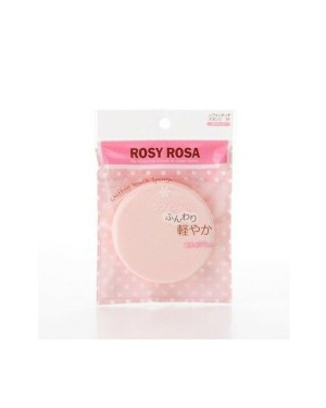 Chantilly - Rosy Rosa Makeup Sponge (Round) - 1PC