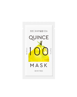 DEWYTREE - Quince 100 Mask - 1pc
