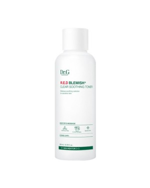 Dr.G - R.E.D Blemish Clear Soothing Toner - 200ml