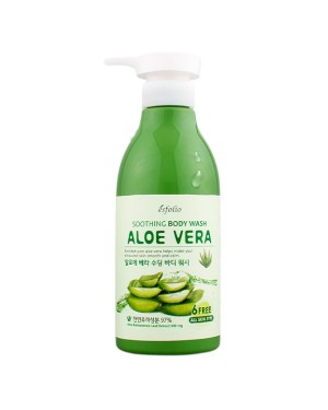 esfolio - Aloe Vera Soothing Body Wash - 500ml
