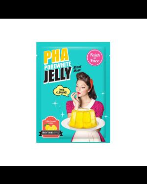Faith in Face - PHA Porewhite Jelly Sheet Mask - 30ml