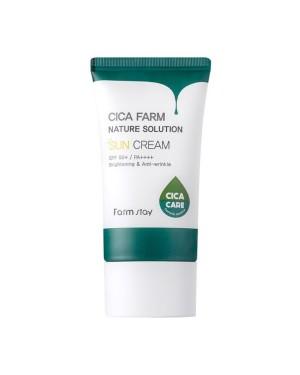 Farm Stay - Cica Farm Crème Solaire Nature Solution - 50g