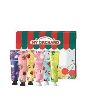 FRUDIA - My Orchard Hand Cream Set (Fruits Market) - 30g*6