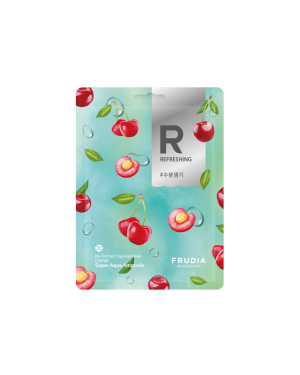 FRUDIA - My Orchard Masque Squeeze - Cerise (Vegan) - 1pc