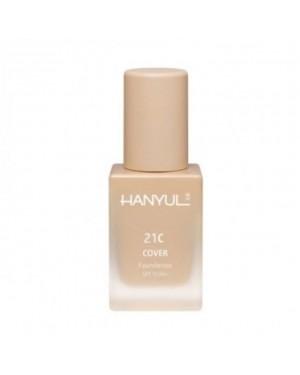 HANYUL - Cover Fond de teint - 30ml (SPF15 PA+)